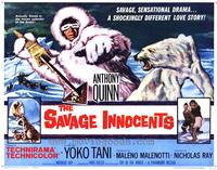 Savage Innocents - 27 x 40 Movie Poster - Style B