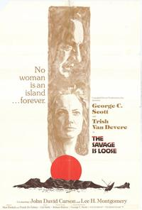 Savage Is Loose - 27 x 40 Movie Poster - Style B