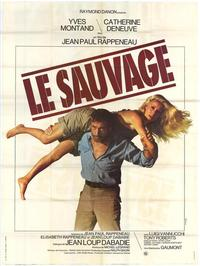 The Savage - 27 x 40 Movie Poster - French Style B