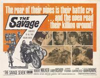 The Savage Seven - 11 x 14 Movie Poster - Style A