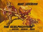 The Scalphunters - 22 x 28 Movie Poster - UK Style A