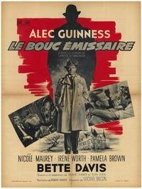 Scapegoat, The - 27 x 40 Movie Poster - French Style A
