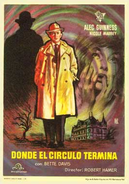 Scapegoat, The - 11 x 17 Movie Poster - Spanish Style A