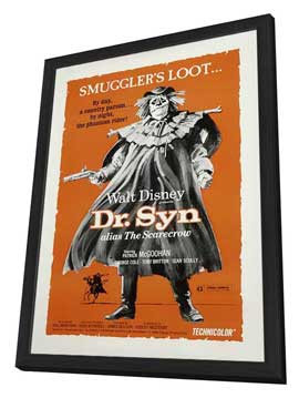 The Scarecrow of Romney Marsh - 11 x 17 Movie Poster - Style A - in Deluxe Wood Frame