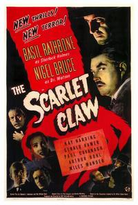 The Scarlet Claw - 27 x 40 Movie Poster - Style A