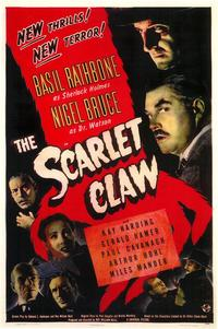 The Scarlet Claw - 43 x 62 Movie Poster - Bus Shelter Style A