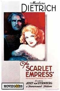 The Scarlet Empress - 27 x 40 Movie Poster - Style A