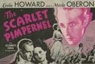 The Scarlet Pimpernel - 11 x 17 Movie Poster - Style C