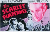 The Scarlet Pimpernel - 11 x 14 Movie Poster - Style B