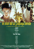 The Scent of Green Papaya - 27 x 40 Movie Poster - Spanish Style A