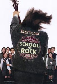 The School of Rock - 27 x 40 Movie Poster - Style B