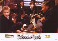 The School of Rock - 11 x 14 Poster German Style C