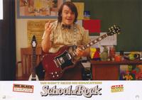 The School of Rock - 11 x 14 Poster German Style H