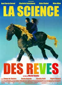 The Science of Sleep - 11 x 17 Movie Poster - French Style A
