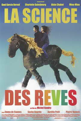 The Science of Sleep - 27 x 40 Movie Poster - French Style A