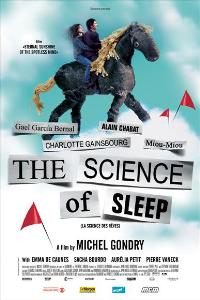 The Science of Sleep - 11 x 17 Movie Poster - Belgian Style A
