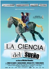 The Science of Sleep - 11 x 17 Movie Poster - Spanish Style A