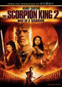 The Scorpion King 2: Rise of a Warrior - 11 x 17 Movie Poster - Style A
