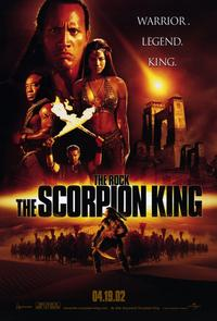 The Scorpion King - 11 x 17 Movie Poster - Style A