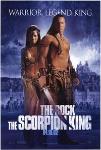 The Scorpion King - 11 x 17 Movie Poster - Style B