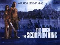 The Scorpion King - 11 x 17 Movie Poster - Style C