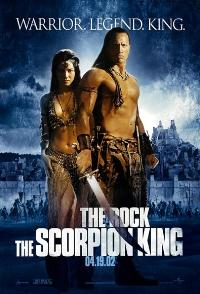 The Scorpion King - 27 x 40 Movie Poster - Style C