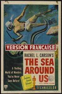 The Sea Around Us - 27 x 40 Movie Poster - Style A