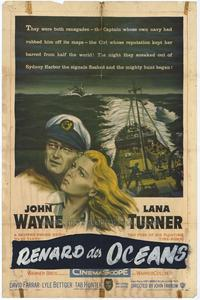 Sea Chase - 27 x 40 Movie Poster - Style A