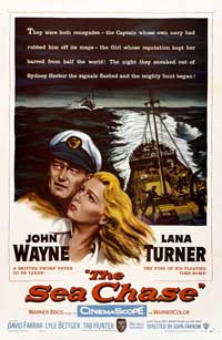 Sea Chase - 43 x 62 Movie Poster - Bus Shelter Style A
