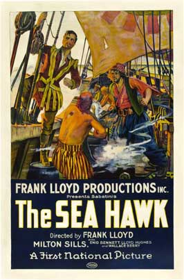 The Sea Hawk - 27 x 40 Movie Poster - Style A