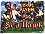 The Sea Hawk - 11 x 17 Movie Poster - Style E