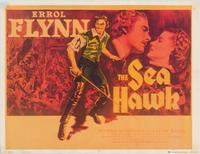 The Sea Hawk - 22 x 28 Movie Poster - Half Sheet Style A