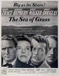 The Sea of Grass - 11 x 17 Movie Poster - Style A