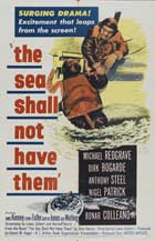 The Sea Shall Not Have Them - 27 x 40 Movie Poster - Style B