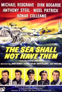 The Sea Shall Not Have Them - 11 x 17 Movie Poster - Style A