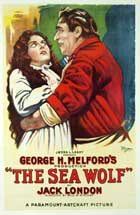 The Sea Wolf - 11 x 17 Movie Poster - Style B