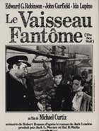 The Sea Wolf - 11 x 17 Movie Poster - French Style A