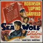 The Sea Wolf - 30 x 30 Movie Poster - Style A