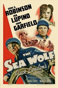 The Sea Wolf - 27 x 40 Movie Poster - Style A