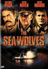 The Sea Wolves - 27 x 40 Movie Poster - Style B