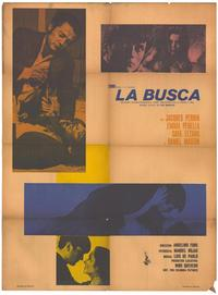 The Search - 11 x 17 Movie Poster - Spanish Style A