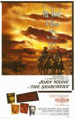 The Searchers - 11 x 17 Movie Poster - Style A