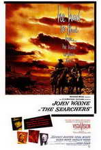 The Searchers - 27 x 40 Movie Poster - Style A