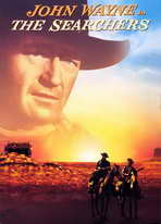 The Searchers - 11 x 17 Movie Poster - Style E