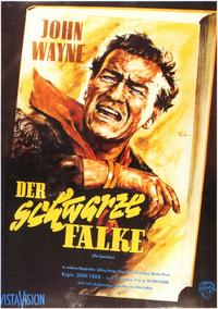 The Searchers - 11 x 17 Movie Poster - German Style A