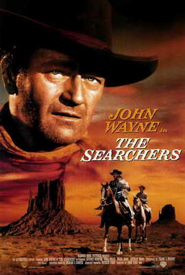 The Searchers - 27 x 40 Movie Poster - Style B