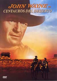 The Searchers - 27 x 40 Movie Poster - Spanish Style A