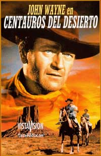The Searchers - 11 x 17 Movie Poster - Spanish Style C