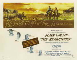 The Searchers - 22 x 28 Poster - Style A