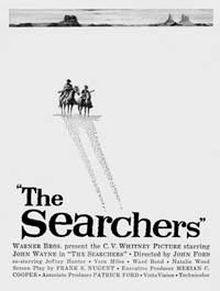 The Searchers - 11 x 17 Movie Poster - Style F